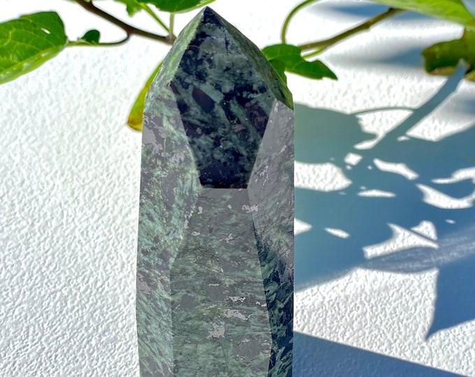 Kambaba Jasper Crystal Polished Point