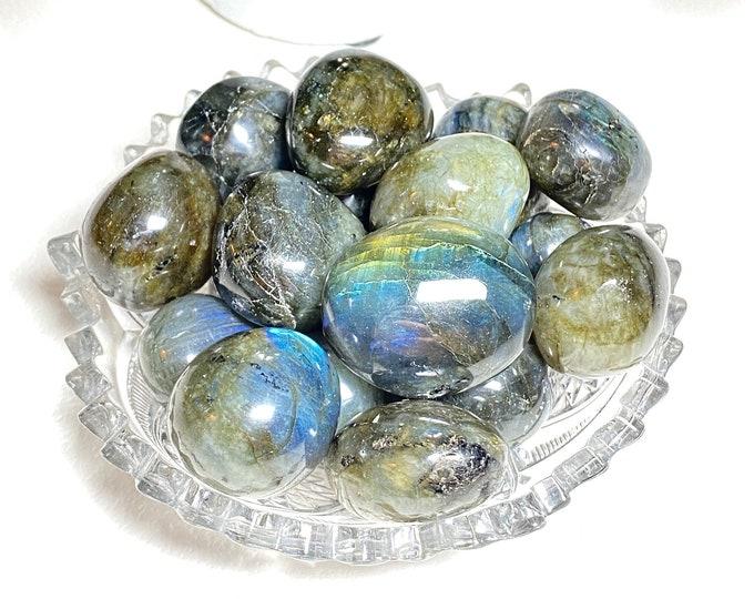 Labradorite Crystal Tumble Stones