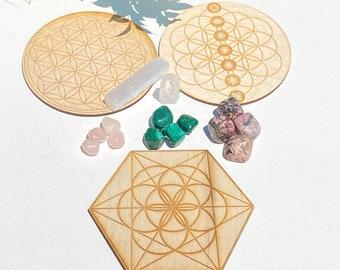 Crystal Grid Kit for Love