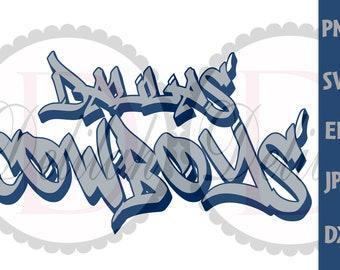 COWBOYS SVG • Cowboys • Football Svg •  Cut File • Svg • Jpg • Png • Dxf • Eps • Instant Download