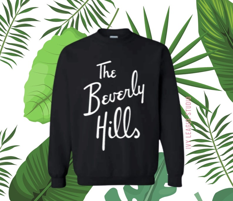 Phyllis Nefler scouts 80s movie wilderness girl The Beverly Hills Sweatshirt **Troop Beverly Hills camping shirt what a thrill**