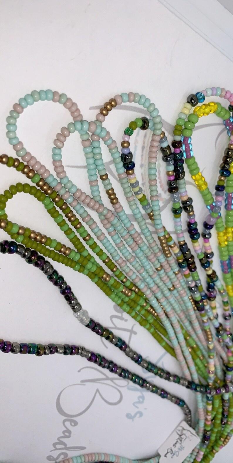 Waist beads