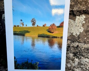 Photo card from Boyne Valley Ireland pack of 4 one of which will be of Newgrange