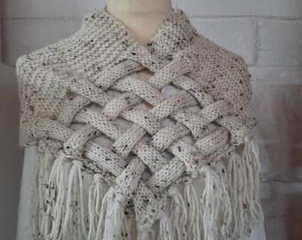 Celtic scarf