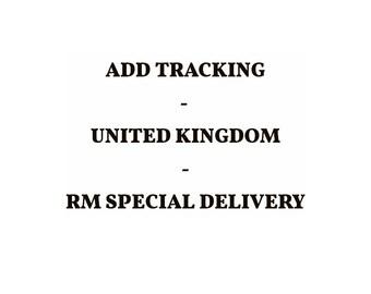 Add United Kingdom Tracking
