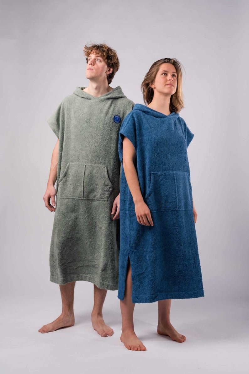 Surf Poncho 5 Colours 4 Sizes Ponchy Changing poncho for women and man