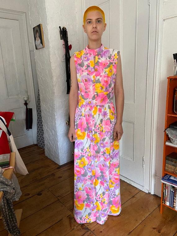 Vintage Serbin of Florida 1960s Dream Dress