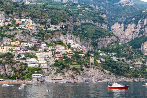 Capri coast photography , Capri Italy photo  photography, Travel photo print,  Fine Art Photography print, Home Decor, House Warming