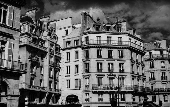 Paris photography, Right bank photography, Paris  print, Travel photo print, Fine Art Photography print, Home Decor, House Warming