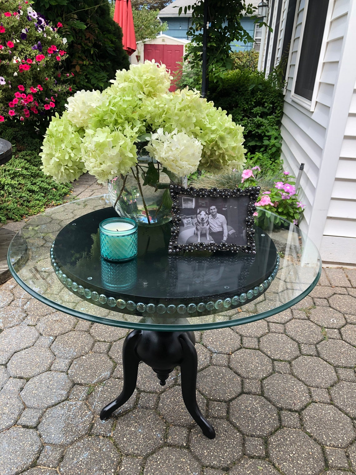 Shabby Chic Accent Table PICK UP AVAILABLE