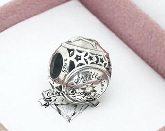 Pandora, Sagittarius Star Sign, Vintage Zodiac, Bracelet Charm 791944, Hallmark, Sterling Silver 925 Jewellery, NEW