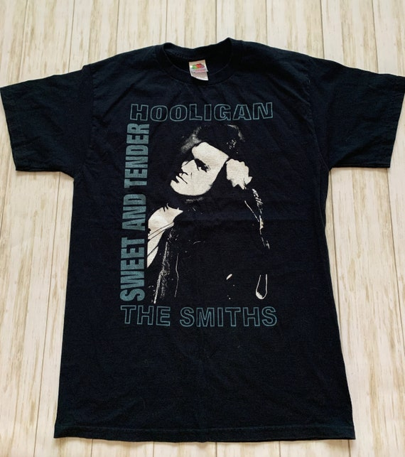 "Rare The Smiths ""Sweet and Tender Hooligan"" Shirt"