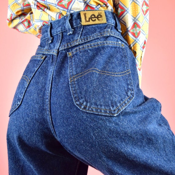 vintage 80s Lee mom jeans