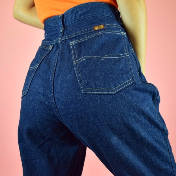 vintage 70s mom jeans