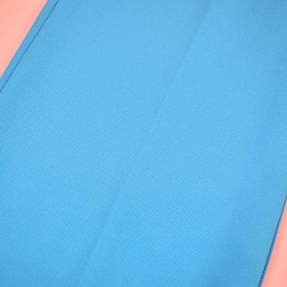 vintage 70s sky blue high waisted pants - image 7