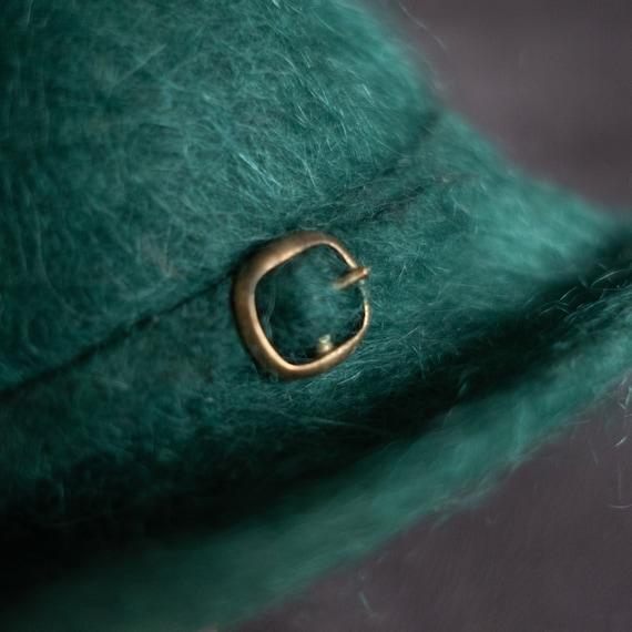 Elegant Vintage Wool Hat, Second Hand Winter Hat,… - image 3
