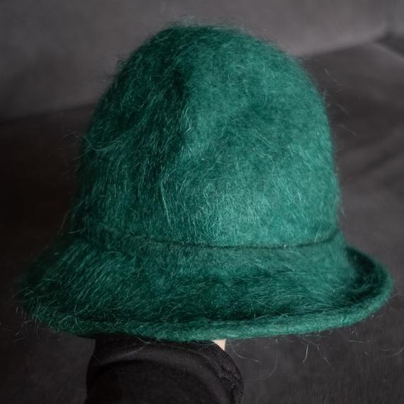 Elegant Vintage Wool Hat, Second Hand Winter Hat,… - image 2