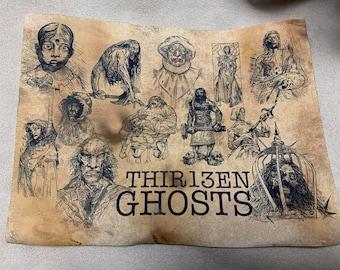 Thirteen Ghosts   Black Zodiac   Thir13en Ghosts - The jackal, juggernaut, the angry princess, torn prince, first born son   black zodiac