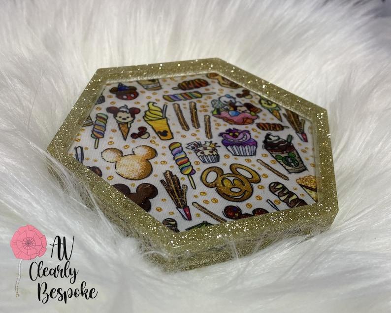 Disney Inspired Snacks Coaster