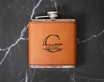 Groomsmen Proposal, Flask, Personalized Flask, Custom Flask