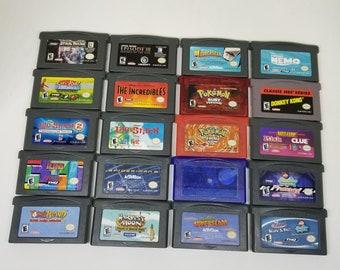 Gameboy Advance Pick