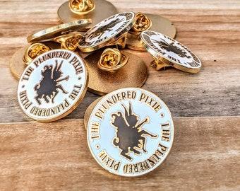 The Plundered Pixie Enamel Pin