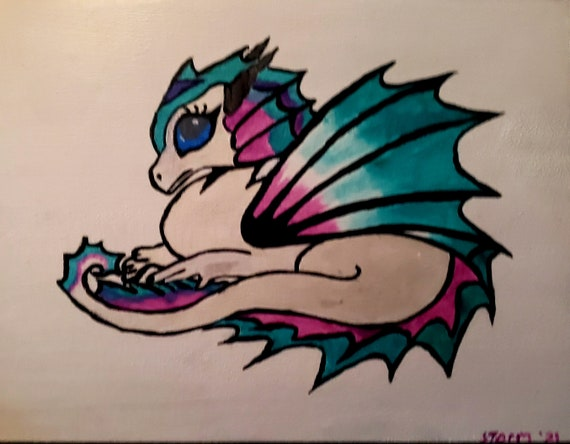 Poco Drago (Italian: Little Dragon)