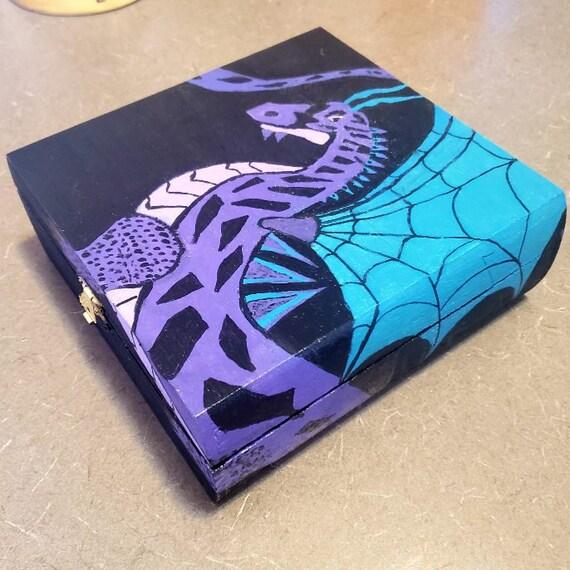 Dragon Keepsake Box (click for more views)