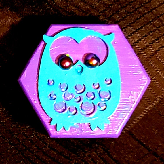 Mini Owl Box (Click for more views)