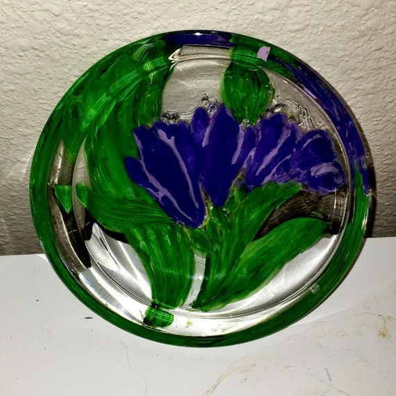 Through the Glass Candy Dish