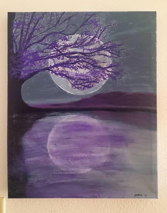 La Luna Viola (Click for images)