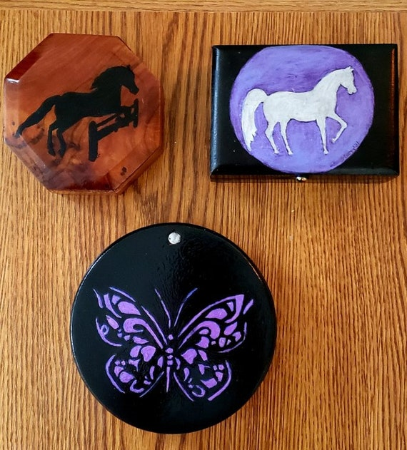 Keepsake Boxes: commission (click to see more boxes)
