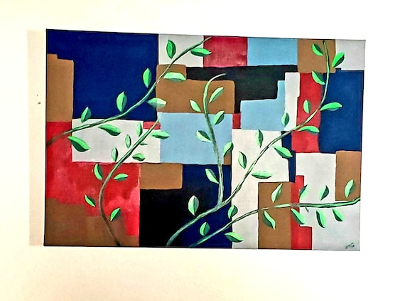 Urban Nature (Click to see more) 3'W x 2'H