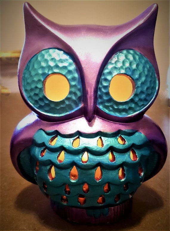 Votive Owl (click for more views)