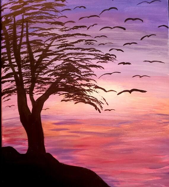 Tree of Flight (commission)