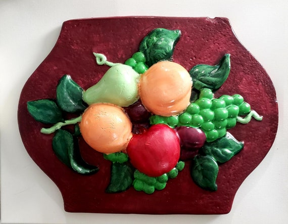 Tuscan Fruit Relief (Click for more views)