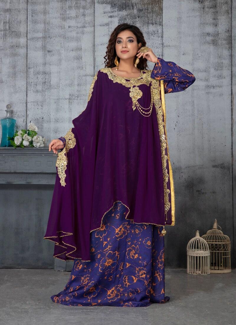 Black and Gold Color Dubai Style Islamic Dress for women moroccan caftan african wedding takchita dresses