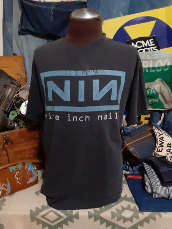 Vintage 1996 NIN Nine Inch Nails Industrial rock m