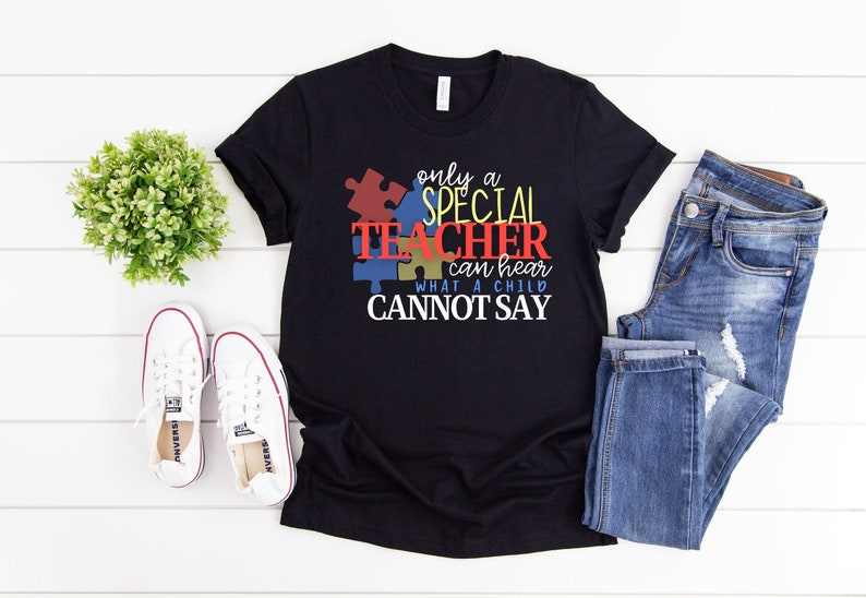 Autism Awareness Shirt SPED image 0