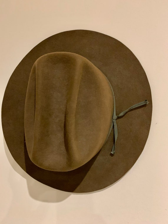 60s Western Hat - image 3