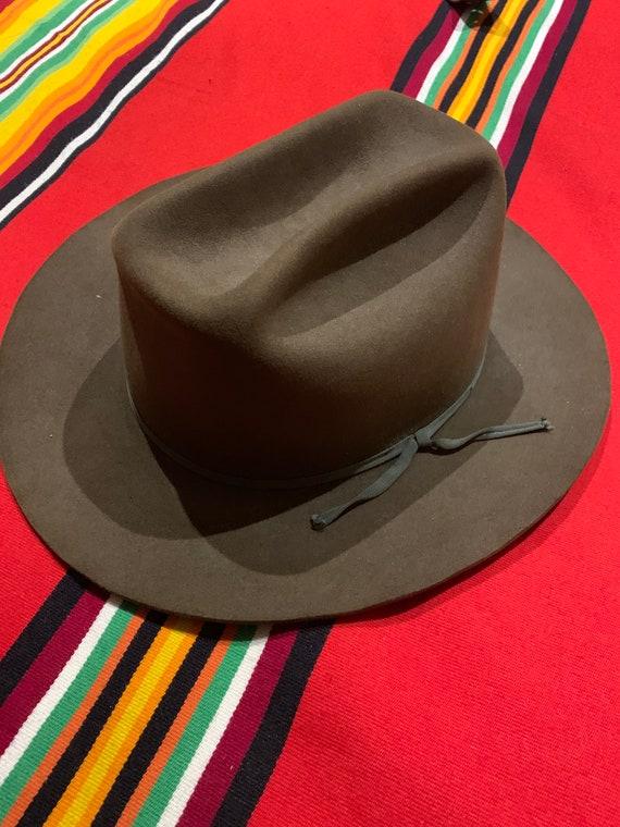 60s Western Hat