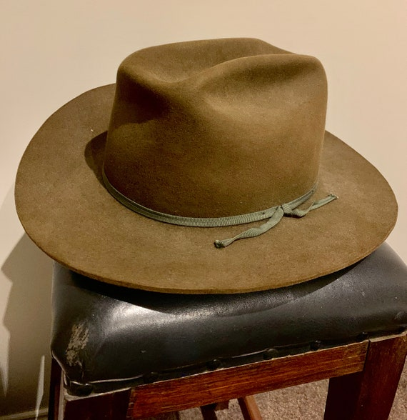 60s Western Hat - image 2