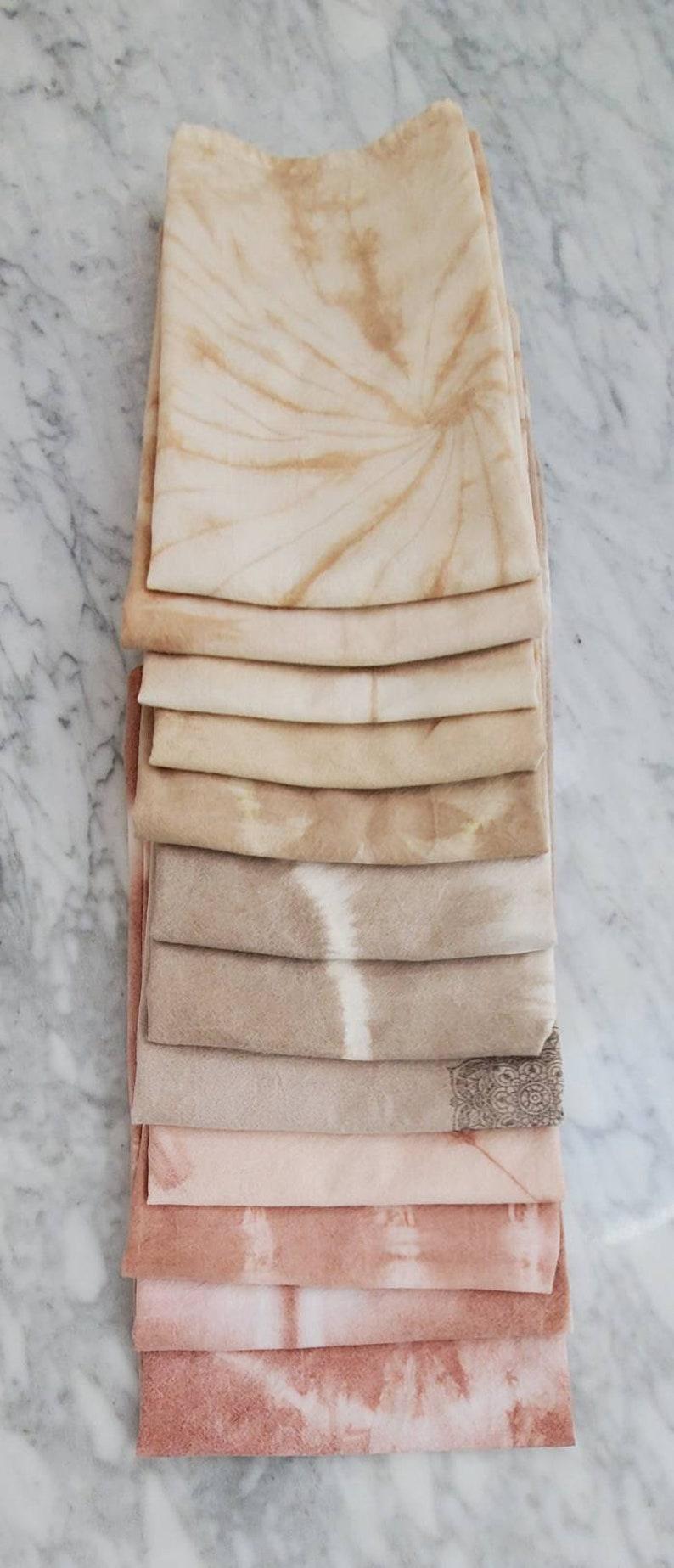finger tip towel tea towel Natural dyed flour sack towel Shibori /& tiedye. Eco friendly lunch bag place mat kitchen towel guest towel