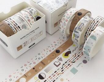 Girls Washi Tape Scrapbooking Masking Tape 25mm x 5 Meters No.12099