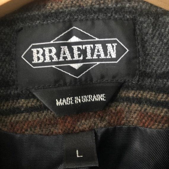 Braetan Wool Blazer Southwestern Chimayo Jacket C… - image 4