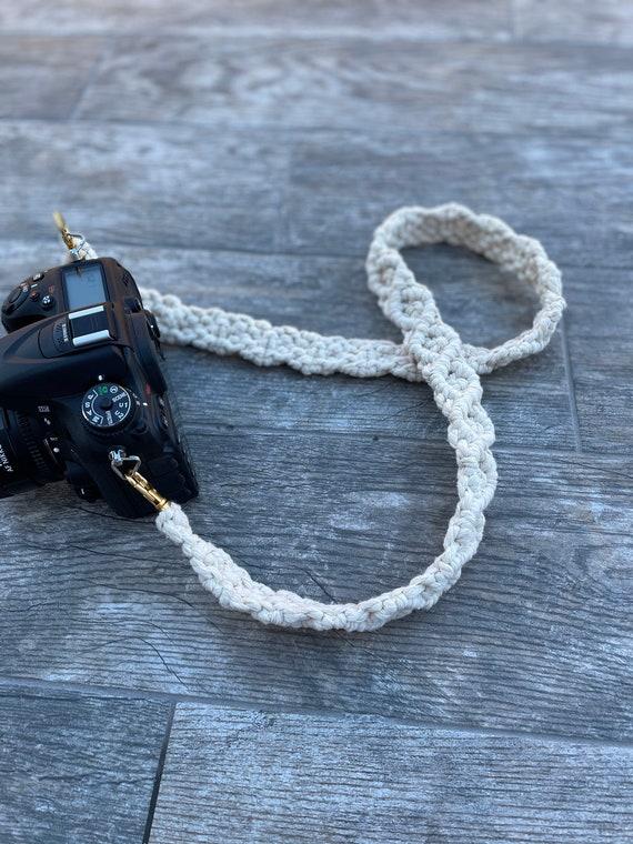 Macrame Wristlet Lanyard  Camera Strap  Camera Wristlet  Lanyard Keychain   Small Gift  Macrame Strap  Cheap Favor \u0130dea Bulk Giveaway