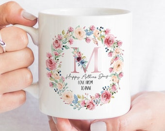 Personalised Mothers day Mug, Mothers day Gift, Mothers day gift hamper, Mum mug, Mummy Mug, Gift for Mother, Gift for Mum