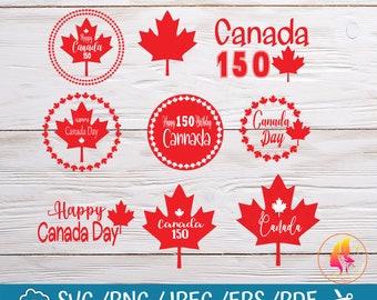 Happy Canada Day Etsy