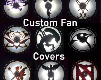 Custom Designed Fan Shrouds