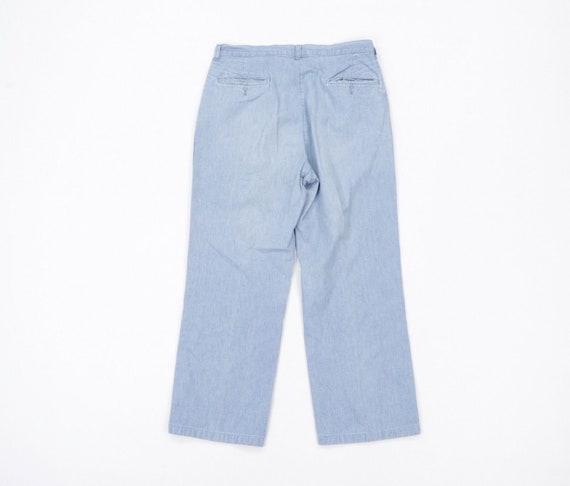80s Polo Ralph Lauren Mens 33x28 Streetwear Chamb… - image 6